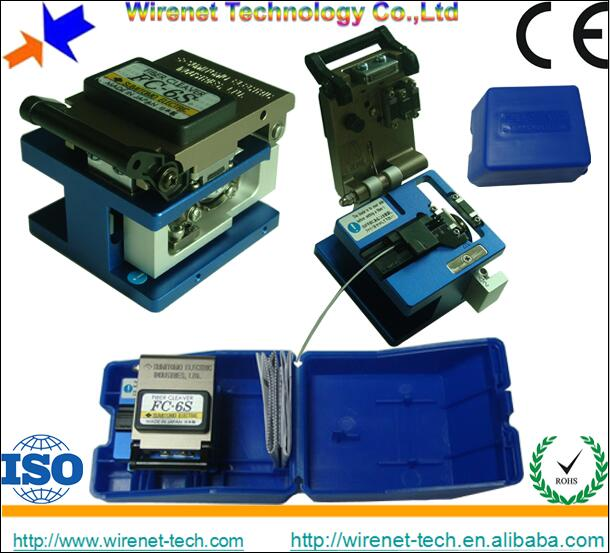 Made in wirenet new FTTH Tool FC-6S Fiber Optic cutter
