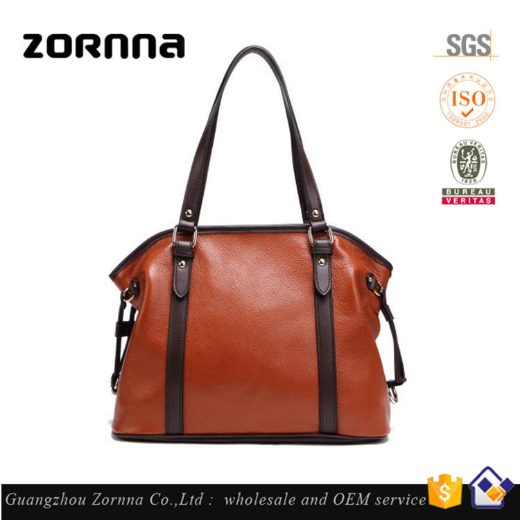 Online Shopping Wholesale India Canvas lining Beach Hand Bags Glossy Genuine Leather Handbags For Women