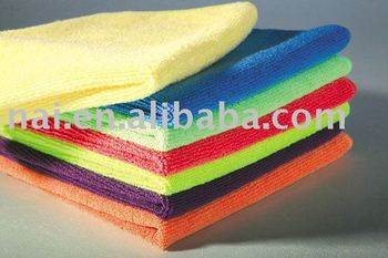 car microfiber chamois cleaning cloths