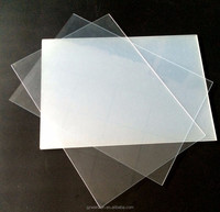 flexible clear transparent pvc plastic sheet