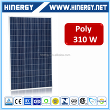 310 Watt Largest Solar Panel From Solar Module Factory