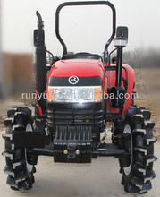 55hp china farm tractor 4x4 RY554 tractor