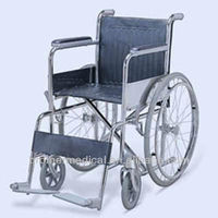 Extra-wide folding Wheelchair BME4611C