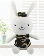 Fahion new high quality military uniform toy Descendants of the sun dolls rabbit