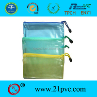 Multi-color small ziplock mesh cosmetic bags