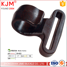 Special design Plastic hook , backpack accessories swivel snap hook