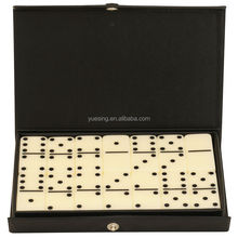 Alibaba Wholesale Ivory Double Six Dominos Game Set