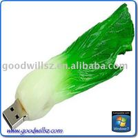 OEM 2GB/4GB/8GB Food Cabbage USB Flash Drive