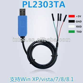 PL2303TA Cable for windows XP