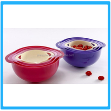 4 Pieces Functional Kitchen Bowl,Kitchen Rice Sink Basket With Intergrated Storage Use