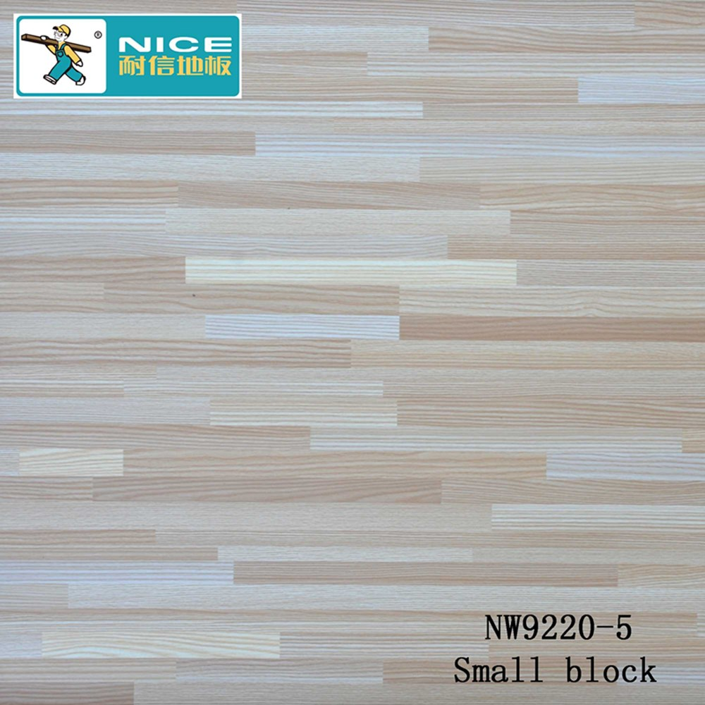 Best quality solid wood American hickory hardwood floor