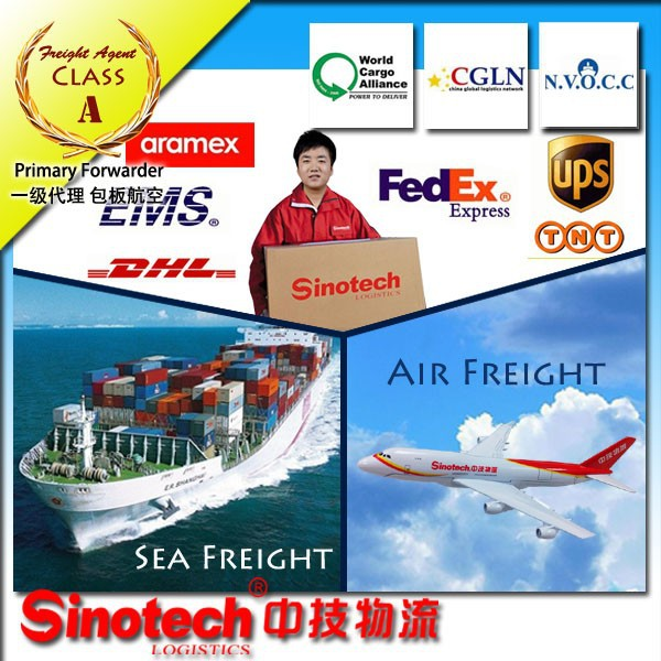 Shenzhen China Freight Forwarding Company