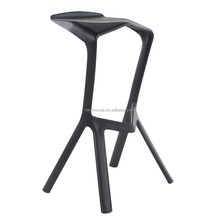 New Style Single Chair/High Quality Plastic Fashionable Leisure Chair/Bar chair