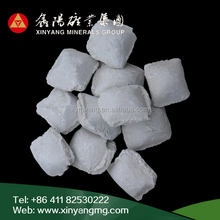 Caustic Calcined Magnesite Ball Manufacturer