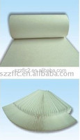 PP nonwoven air filter HEPA paper media