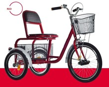 3 wheel electric bicycle Manufacturer wholesale 3 wheel electric bicycle