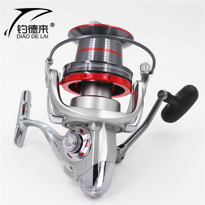 Fishing up GTS full metal body cast fishing reel wheel by sea rod fishing ship wheel <strong>gear</strong> wholesale