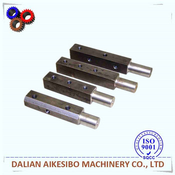 Milling aluminum cnc machining parts