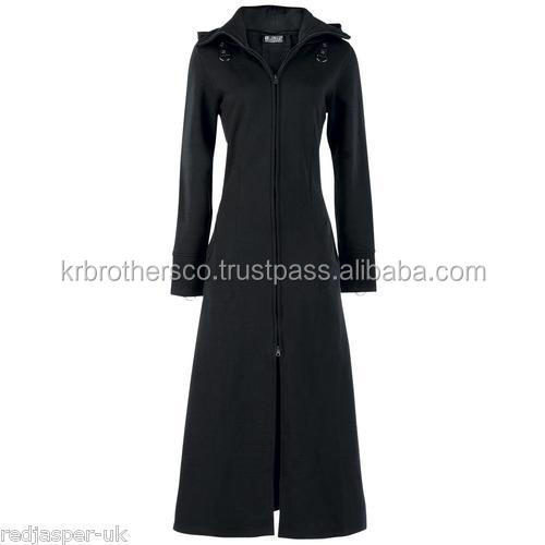 Ladies Majestic Industrial Long Gothic Coat