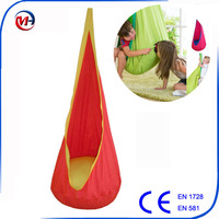CE Safety Certificate Indoor and Outdoor Hanging Toy Kids Hammock Swing Chairs
