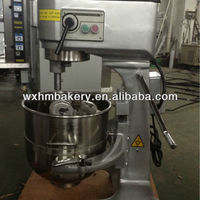 Planetary Mixer For Raspberry Cheese Cake