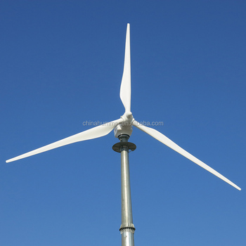 wind turbine for factory 50kw wind generator kits with CE, UL, ISO9001