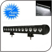 120W LED LIGHT BAR SPOT FLOOD COMBO BEAM 4WD offroad DRIVING CAR WORK LIGHT LED 12V