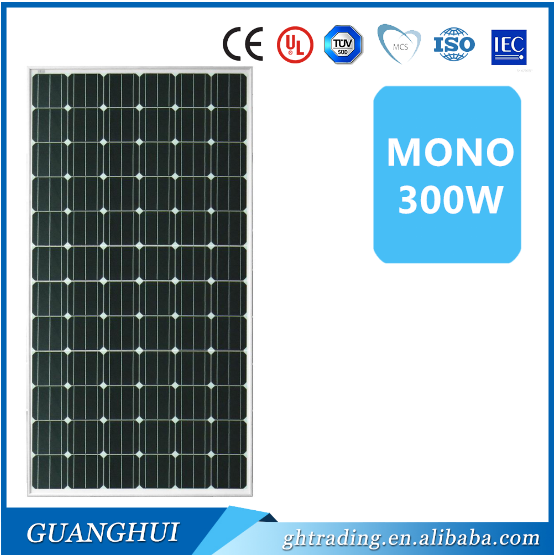 window electric motors solar panel for apartments 300w 300kw