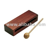 Wood Block Instrument