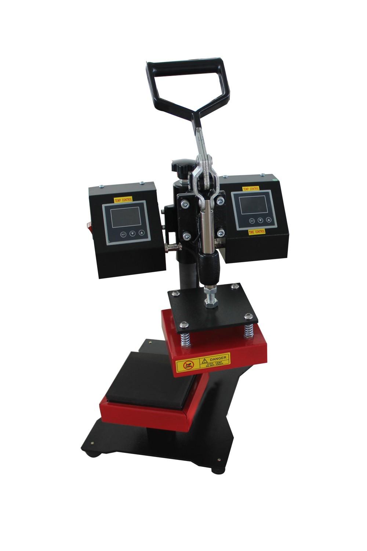 sided heat press machine