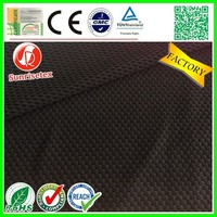 Hot sale wholesale nylon/spandex honeycomb mesh fabric factory