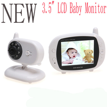 2.4 GHZ Signal Transition Devices Digital Baby Monitor Kids Security Camera Support 4 Camera Two Way Communication