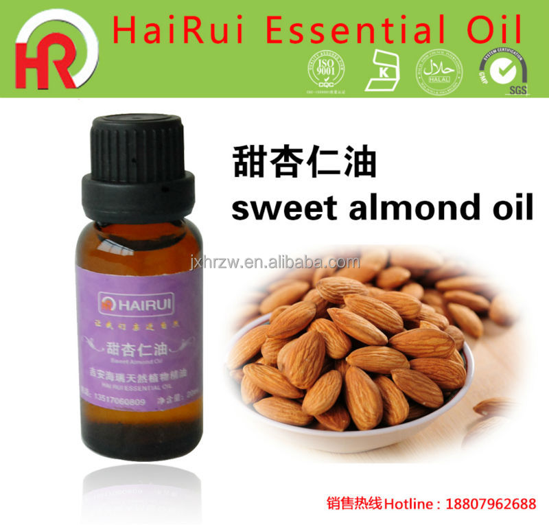 BEST price for pure organic sweet almond oil
