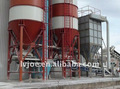 gypsum powder production line with easy construction