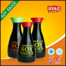 Small pack family pack table soy sauce