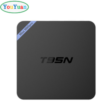 Yoyuan Android tv box T95N M8S pro II with sim card Amlogic S905X QUAD Core 2gb 8bg Android 6.0 Marshmallow tv box