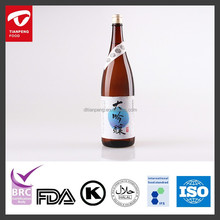 1.8L Outstanding Promotion Dalian TianPeng Sake from China