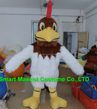 Unique design foghorn leghorn mascot costume easy wearing adult foghorn leghorn mascot