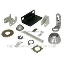 stainless steel sheet metal laser cutting bending welding parts stamping products services