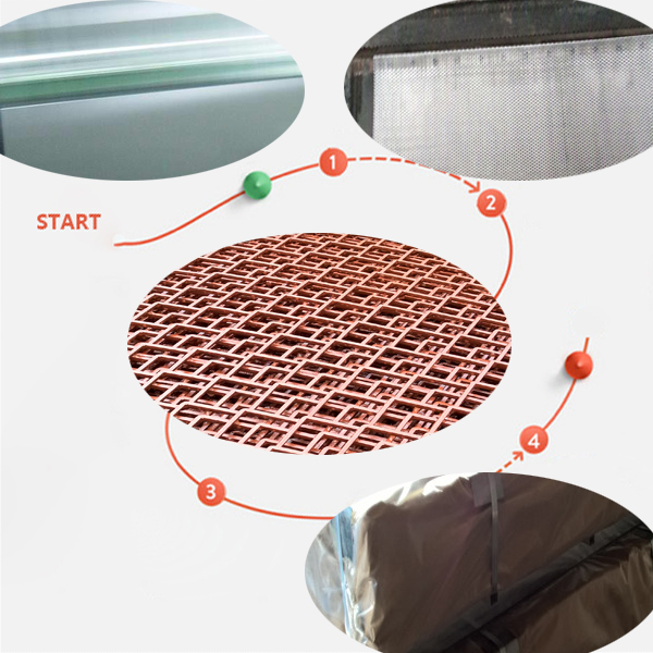 finely processed Expanded Metal Mesh(Factory)