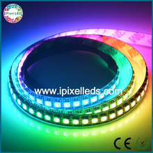 Programmable color changing led strip 144 pixels per meter apa102