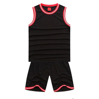 High Quality Sublimation Kids Basketball Uniforms
