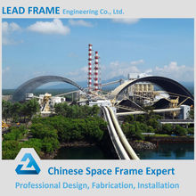Prefabricated Steel Structure Fireproof Coating For Coal Storage