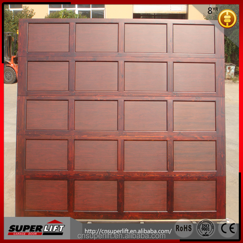 Sectional Doors Product : Commercial aluminum sectional glass garage doors buy