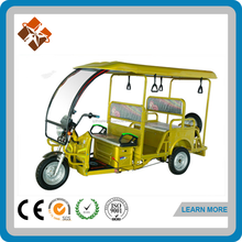 The family electric tricycle, moped, adults with electric vehicle exports to India