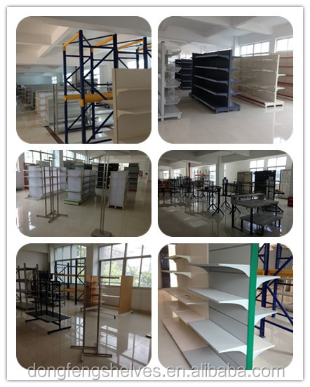 Corrosion protection steel rack pallet racking system