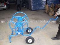 garden watering hose reel cart