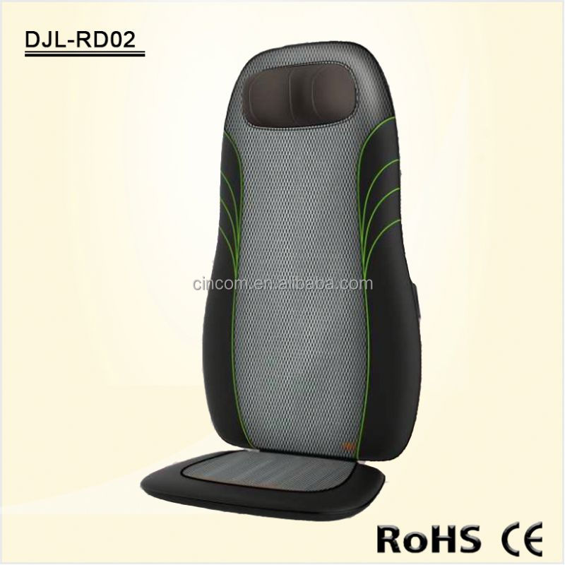 Hot Sale Infrared Massage Heated Seat Cushion massage cushion for chair /CE