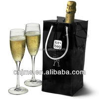 PVC bag for wine/ PVC ice bag