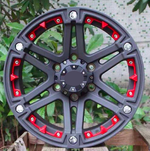 16 17 20 inch alloy wheels for cars, Jeep Wrangler wheel rims, raptor tundra aluminum hot wheels